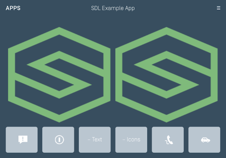 Generic - Double Graphic with Softbuttons