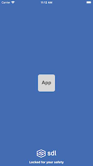 Custom Lock Screen