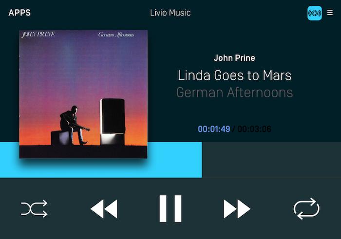 Generic - Media with progress bar