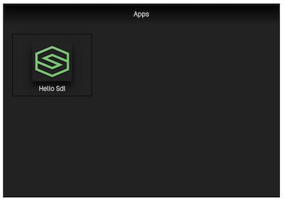 HMI Apps